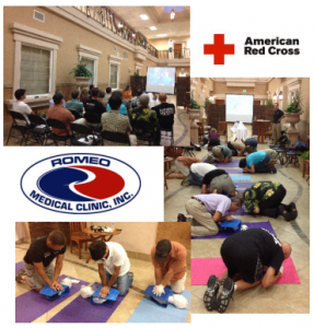 RMC CPR Class